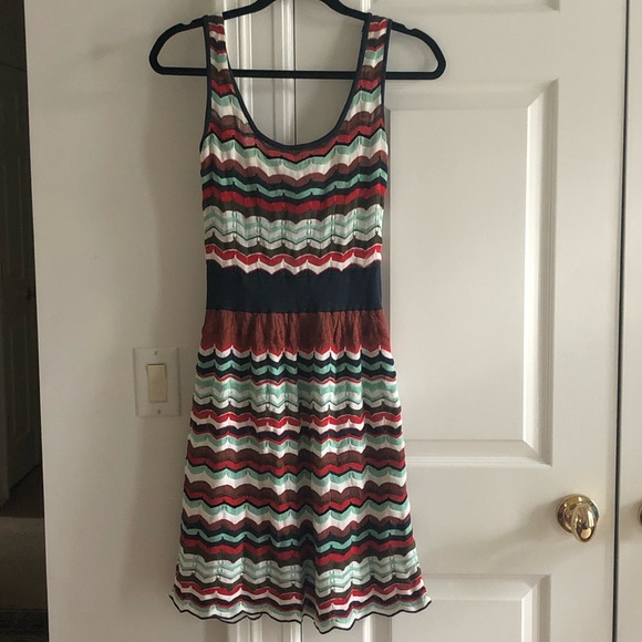 M by Missoni Dresses & Skirts - 🌹M Missoni Dress With Slip Great Condition🌹
